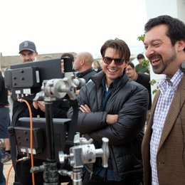 Knight and Day / Knight & Day / Tom Cruise / Set / James Mangold