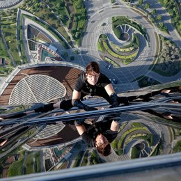 Mission: Impossible - Phantom Protokoll / Tom Cruise / Mission: Impossible I-IV