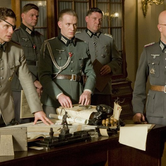 Operation Walküre - Das Stauffenberg Attentat / Tom Cruise / Jamie Parker / Christian Berkel