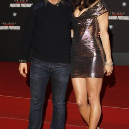 "Paula Patton / Tom Cruise / Filmpremiere ""Mission: Impossible - Phantom Protokoll"""