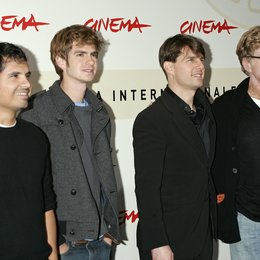 Pena, Michael / Andrew Garfield / Tom Cruise / Robert Redford / 2. Festa del Cinema Internationale di Roma 2007 / 2. Internationales Filmfest in Rom