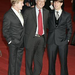Redford, Robert / Walter Veltroni / Tom Cruise / 2. Festa del Cinema Internationale di Roma 2007 / 2. Internationales Filmfest in Rom