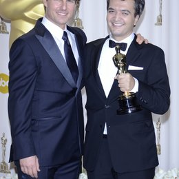 Tom Cruise / Thomas Langmann / 84rd Annual Academy Awards - Oscars / Oscarverleihung 2012