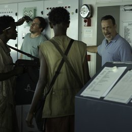 Captain Phillips / Faysal Ahmed / Barkhad Abdirahman / Corey Johnson / Barkhad Abdi / Tom Hanks Poster