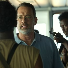 Captain Phillips / Tom Hanks / Mahat M. Ali Poster