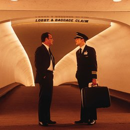 Catch Me If You Can / Tom Hanks / Leonardo DiCaprio Poster