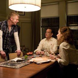 Extrem laut und unglaublich nah / Set / Stephen Daldry / Tom Hanks / Sandra Bullock Poster