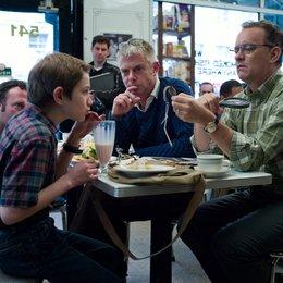 Extrem laut und unglaublich nah / Set / Thomas Horn / Stephen Daldry / Tom Hanks Poster
