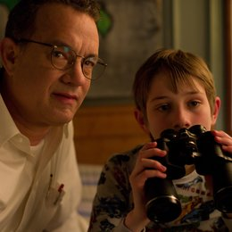 Extrem laut und unglaublich nah / Tom Hanks / Thomas Horn Poster