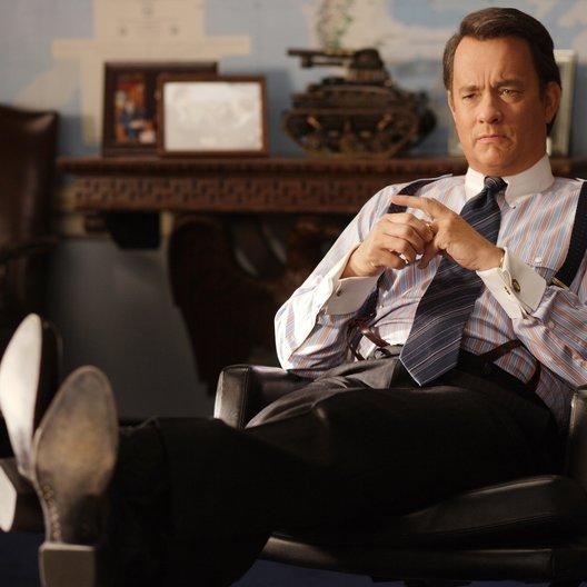Krieg des Charlie Wilson, Der / Tom Hanks Poster
