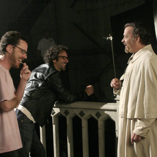 Ladykillers / Tom Hanks / Set