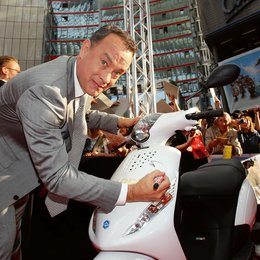 """Larry Crowne""- Berlin-Premiere / Tom Hanks Poster"