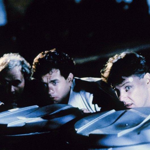 Meine teuflischen Nachbarn / Tom Hanks / Rick Ducommun / Bruce Dern