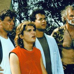 Meine teuflischen Nachbarn / Tom Hanks / Rick Ducommun / Bruce Dern / Corey Feldman Poster