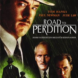 Road To Perdition / Filmplakat / Tom Hanks / Paul Newman / Jude Law Poster