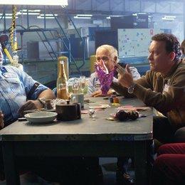Terminal / Chi McBride / Kumar Pallana / Tom Hanks / Diego Luna Poster