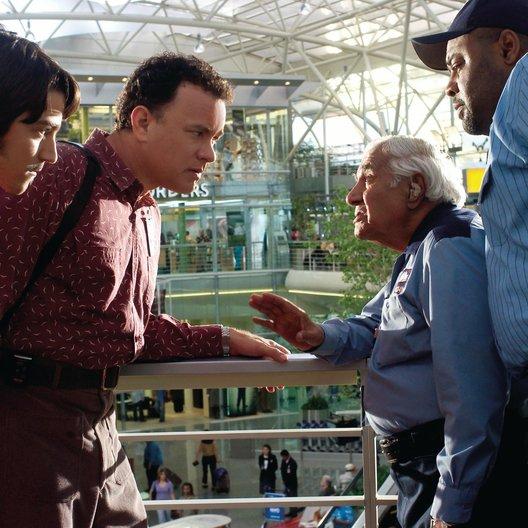 Terminal / Diego Luna / Tom Hanks / Kumar Pallana / Chi McBride Poster