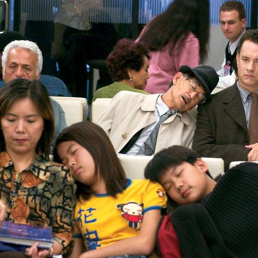 Terminal / Tom Hanks