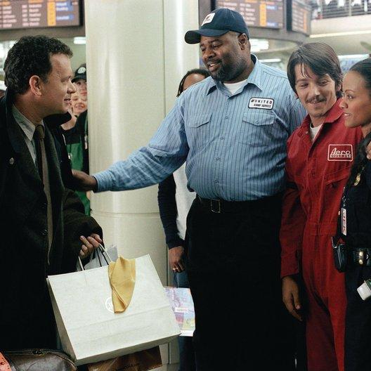 Terminal / Tom Hanks / Chi McBride / Diego Luna / Zoe Saldana