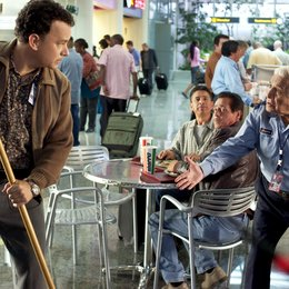 Terminal / Tom Hanks / Kumar Pallana