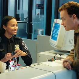 Terminal / Zoe Saldana / Tom Hanks