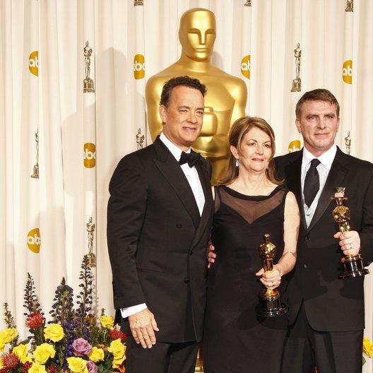 Tom Hanks / Karen O'Hara / Robert Stromberg / 83rd Annual Academy Awards - Oscars / Oscarverleihung 2011