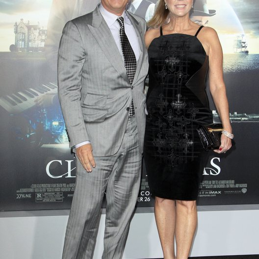 "Tom Hanks / Rita Wilson / Filmpremiere ""Cloud Atlas"" Poster"