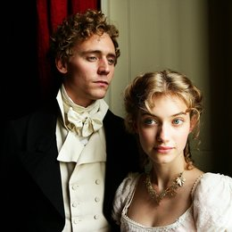 Miss Austen Regrets / Imogen Poots / Tom Hiddleston Poster