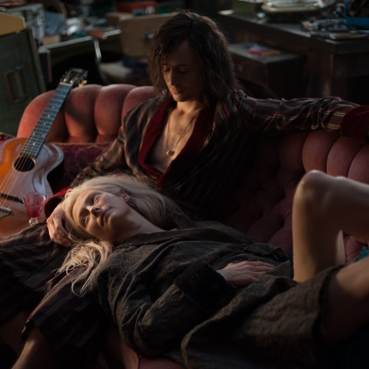 Only Lovers Left Alive / Tilda Swinton / Tom Hiddleston Poster