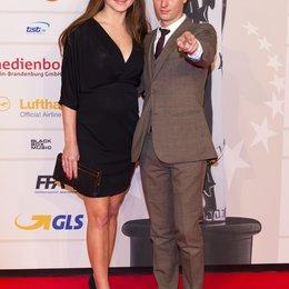 Annie Mosebach / Tom Schilling / 26. Europäischer Filmpreis 2013 Poster