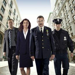 Blue Bloods - Crime Scene New York / Tom Selleck / Bridget Moynahan / Donnie Wahlberg / Will Estes Poster