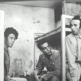 Down by Law / Tom Waits / John Lurie / Roberto Benigni Poster