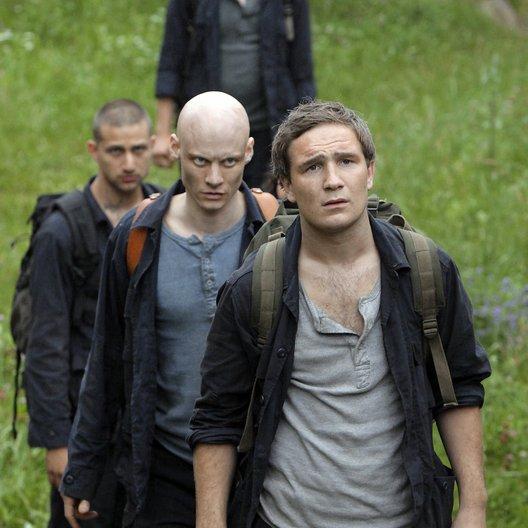 Tatort: Der Wald steht schwarz und schweiget / Frederick Lau / Adrian Saidi / Tómas Lemarquis / Edin Hasanovic