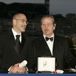 58. Filmfestival Cannes 2005 - Festival de Cannes / Guillermo Arriaga Jordan / Tommy Lee Jones Poster