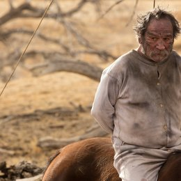 Homesman, The / Tommy Lee Jones Poster
