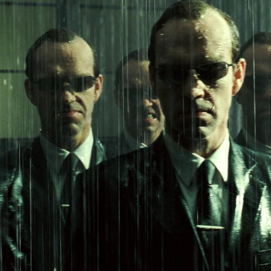 Matrix Revolutions / Hugo Weaving / Tommy Lee Jones Poster