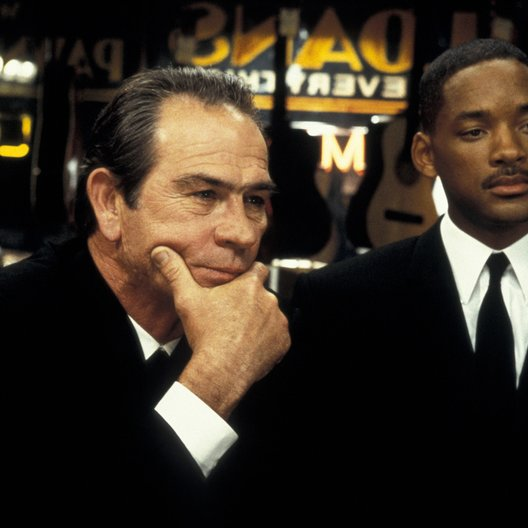 Men in Black 2 / Tommy Lee Jones / Will Smith Poster