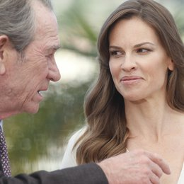 Tommy Lee Jones / Hilary Swank / 67. Internationale Filmfestspiele von Cannes 2014 Poster