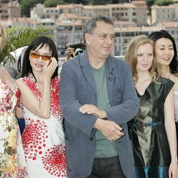 Collette, Toni / de Medeiros, Maria / Frears, Stephen / 60. Filmfestival Cannes 2007