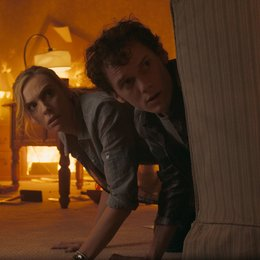 Fright Night / Toni Collette / Anton Yelchin Poster