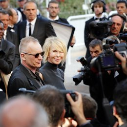 Sting / Styler, Trudie / 65. Filmfestspiele Cannes 2012 / Festival de Cannes Poster