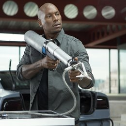 Fast & Furious 6 / Fast and the Furious 6 / Tyrese Gibson Poster