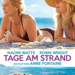 Tage am Strand Poster