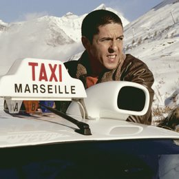 Taxi 3 / Taxi Qu4drilogie Poster