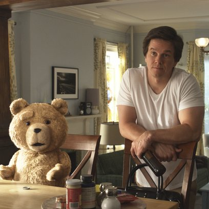 Ted / Mark Wahlberg Poster