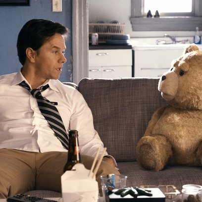 Ted / Mark Wahlberg / Ted / A Million Ways to Die in the West Poster