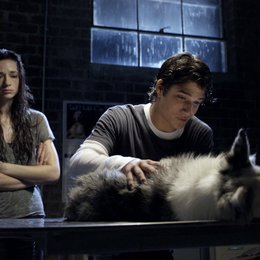 Teen Wolf / Tyler Posey / Crystal Reed Poster