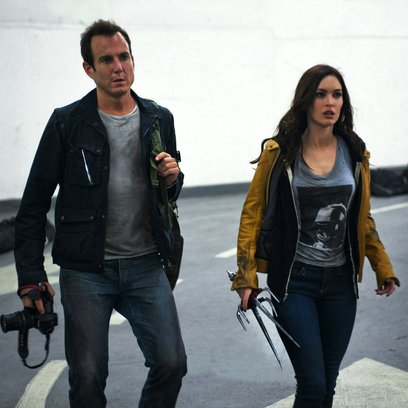 Teenage Mutant Ninja Turtles / Will Arnett / Megan Fox Poster