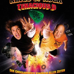 Tenacious D - Kings of Rock / Kings of Rock - Tenacious D Poster