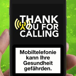 Thank You for Calling Poster